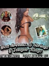 Alert!Alert! Calling all Twerkers From The Bay to Nationwide!