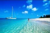 The Virgin Islands!