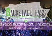 Backstage Pass by Peatix: #homegrownSG