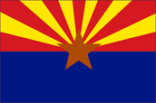 Arizona's State Flag