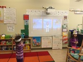 Kindergarten yoga!