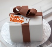Perfect Present Cake
