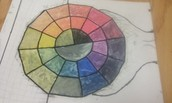 Mixing colors project