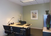 Class A Building with a Furnished Office in Pleasanton!