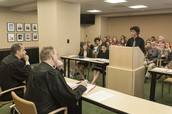 Middle School Mock Trial Showcase