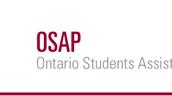 OSAP- Student Financial Assistance