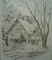 """La casa encantada"""