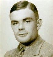 Alan Turing commited suicide