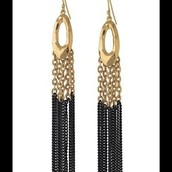 Lillith Fringe Earrings were £40 now £15