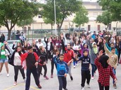 FlashMob Solidario