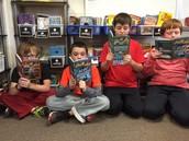 We love Nathan Hale's Hazardous Tales!