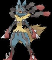 One of the powerful Mega Pokemon