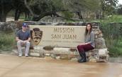 Mission San Juan (TX, not CA!),  November 2015