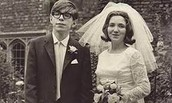 Stephen and his wife, Jane