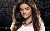 Pretty Little Liars' Lucy Hale as Lena Halloway!
