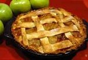 Homemade Apple Pie for $8.25
