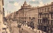 Warsaw Powland in 1867