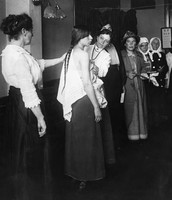 Examination on Ellis Island