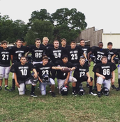 Panthers before their first game