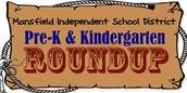 PreK and Kinder Round-Up
