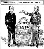 The Election of 1912