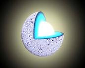 Nucleons Inside a Neutron star
