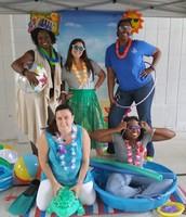 Family Fun Day Prep