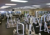 State of the art cardio equipment, free weights, and strength machines!