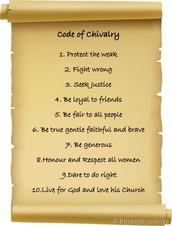 The Code of Chivalry