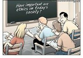 Ethical Lapse