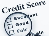 Credit Scores; Good Credit vs. Bad Credit