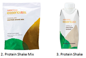 Give your body 20g of delicious vegan protein!