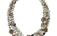 Astor Five Strand Necklace