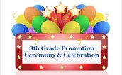 8th Grade Promotion News