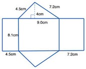 10.4  Surface Area of Prisms and Cylinders