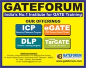 GATEFORUM Offerings