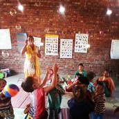75 Friends building in Shantinagar, Kohalpur.