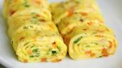 Japanese Omelette Roll