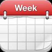 TCE Calendar