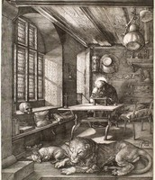 Saint Jerome in his Study (1514)
