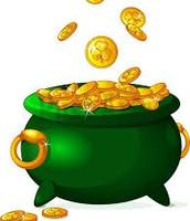 Shiny Pot of Gold