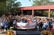 AIDS Athens Walk - Oct 10th