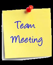 Team Leader Meetings