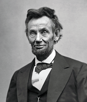 Abraham Lincoln as an Older Adult