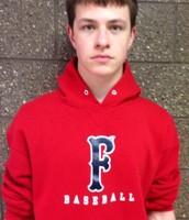 Joe Chinavare, Sophomore, Boys Varsity Baseball