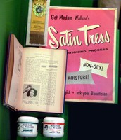 Walker's products displayed in Texas museum
