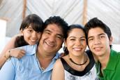 La vida de la familia