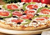 Famous Fiesta Pizza