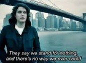 John Mayer once stated: