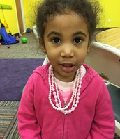 Grace and her pearls.